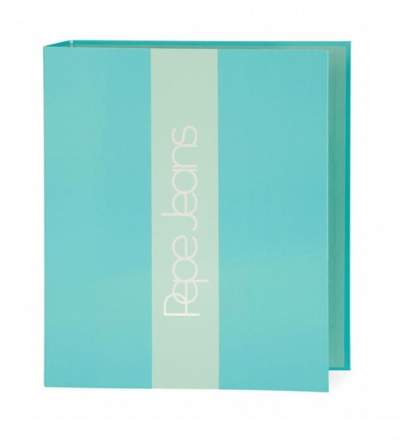 Comprar Pepe Jeans Pepe Jeans Darienne green ring binder -280x330x50mm