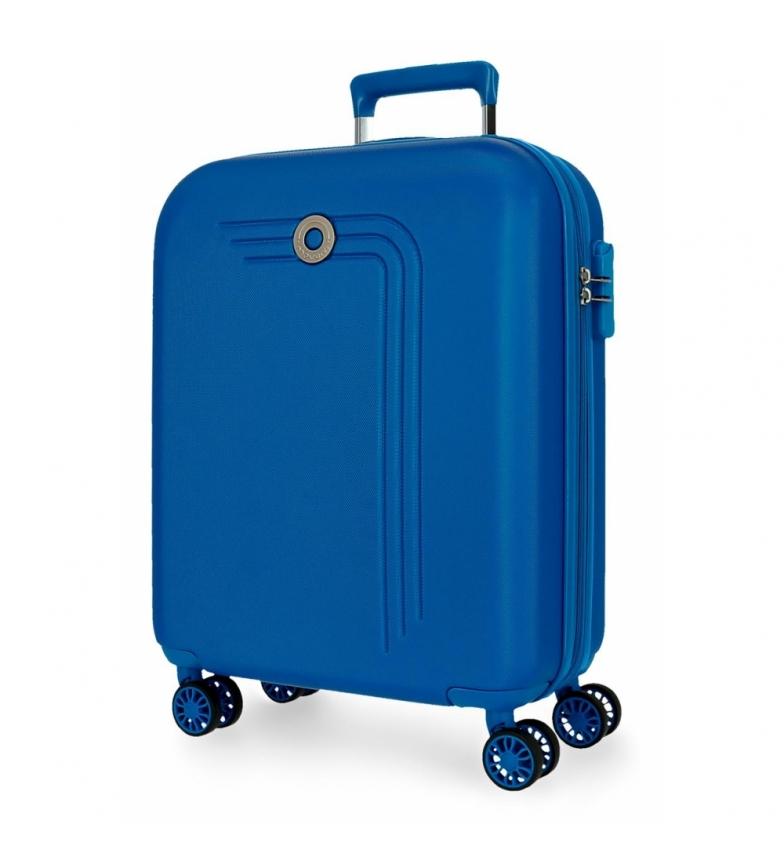 Movom Movom Riga étui rigide pour cabine 55cm bleu -40x55x20cm