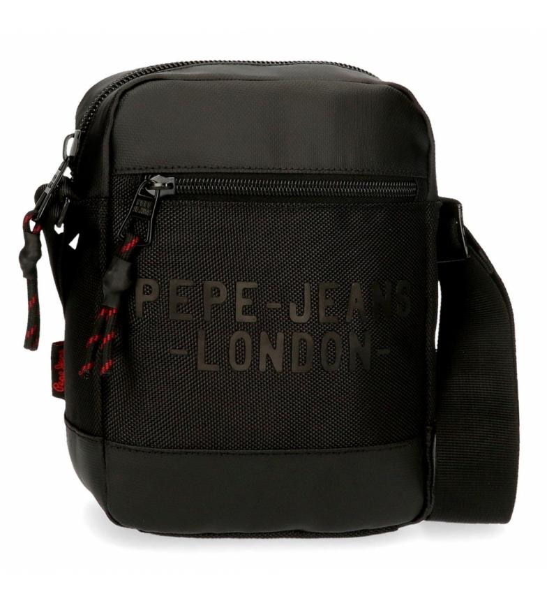 Comprar Pepe Jeans Pepe Jeans Bromley saco de ombro Pequeno preto -16x21x7cm
