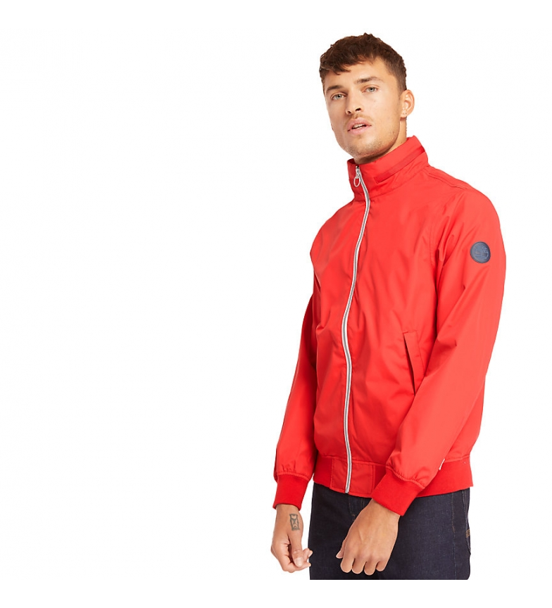 Comprar Timberland Sailor Bomber Jacket red