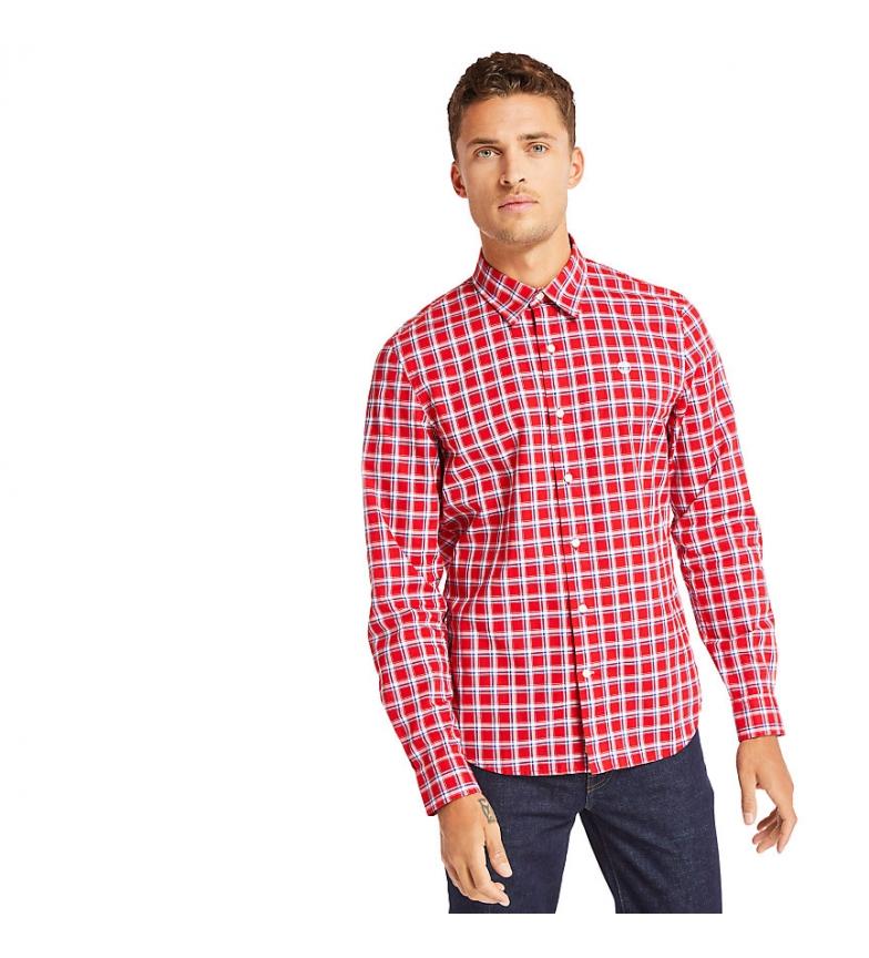 Comprar Timberland Camicia rossa Eastham River
