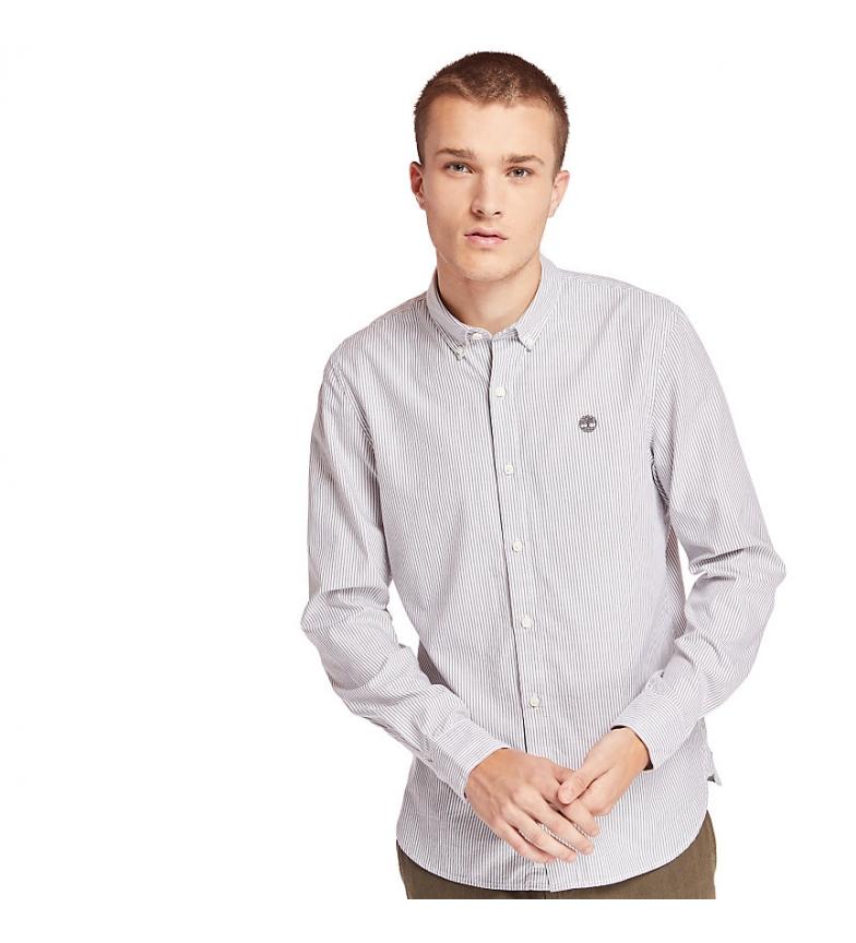 Comprar Timberland Camicia grigia Elvatd Ox Strip