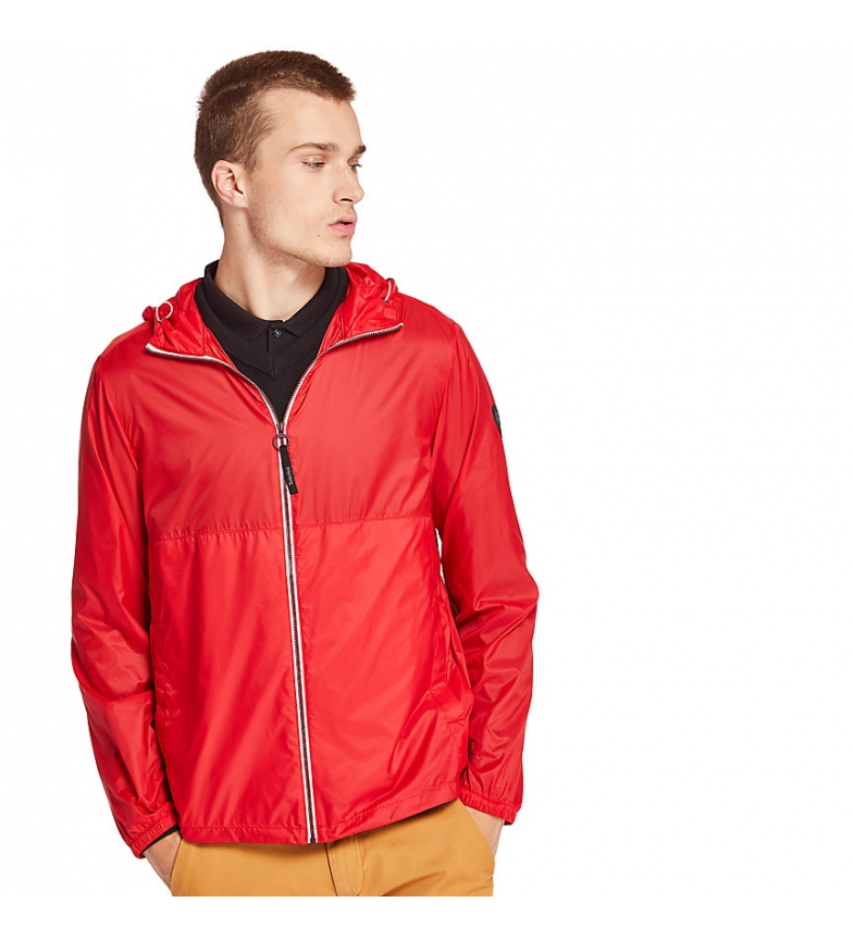 Comprar Timberland Route Racer jacket red