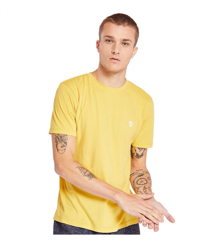 Comprar Timberland Camiseta Mohawk amarillo