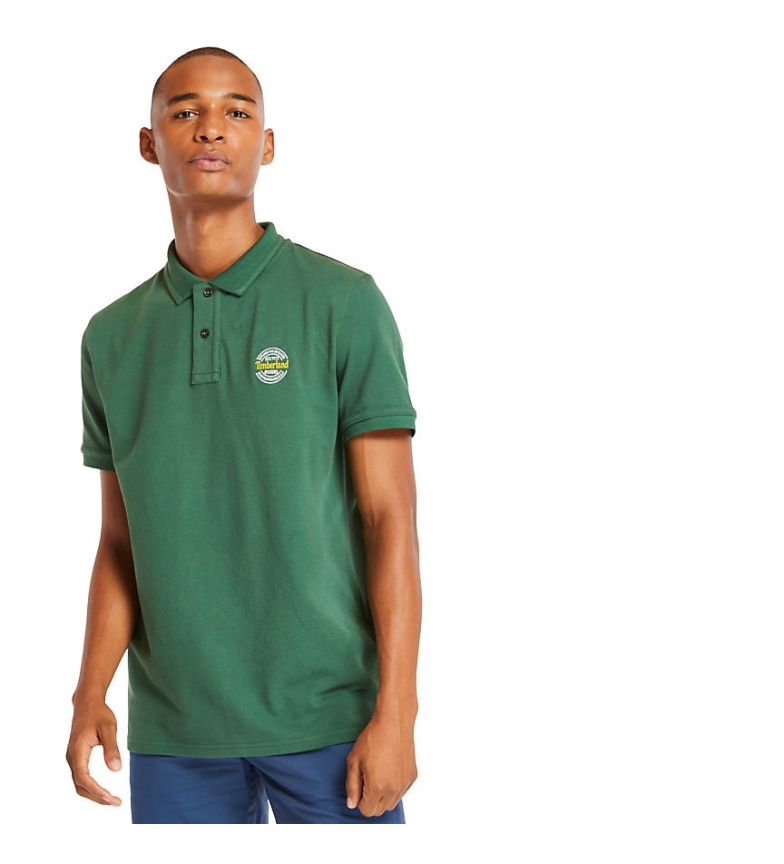 Comprar Timberland Polo Green Millers River