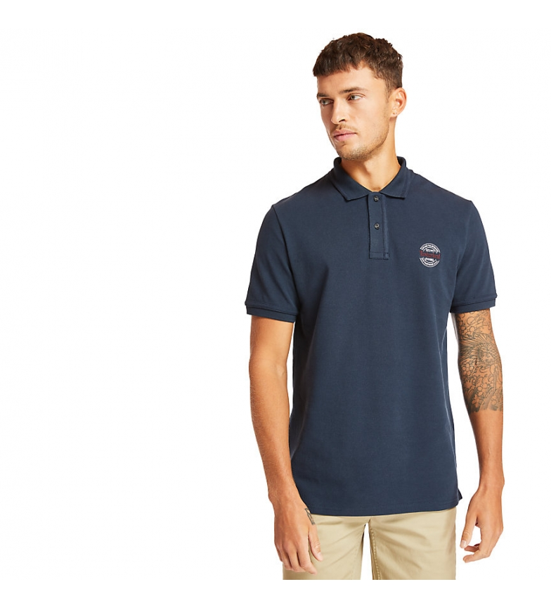 Comprar Timberland Polo Millers River marino