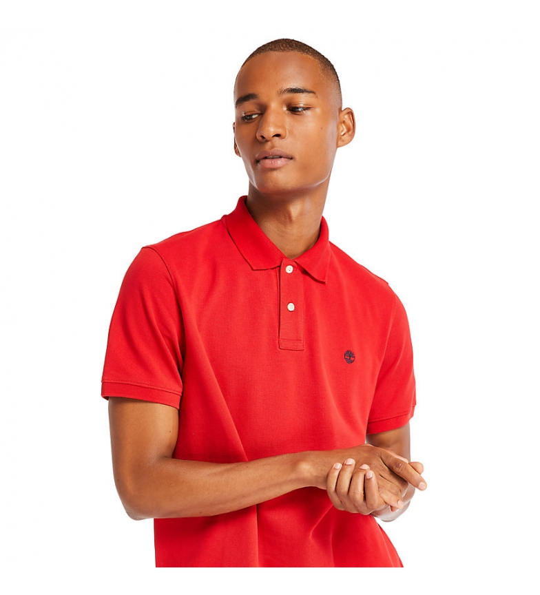 Comprar Timberland Polo Millers Rivers rojo