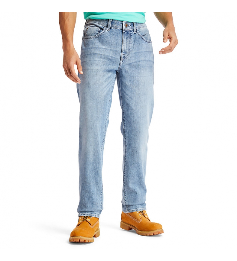 Comprar Timberland Jeans Sq-L core indigo light blue