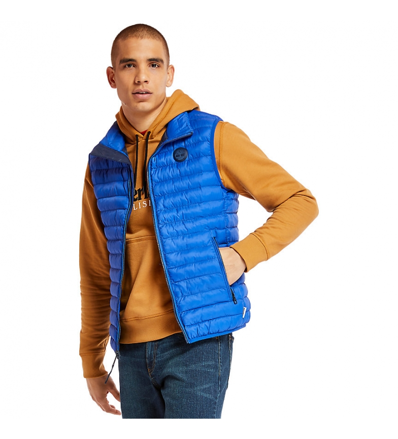 Comprar Timberland Gilet blu picco Axis
