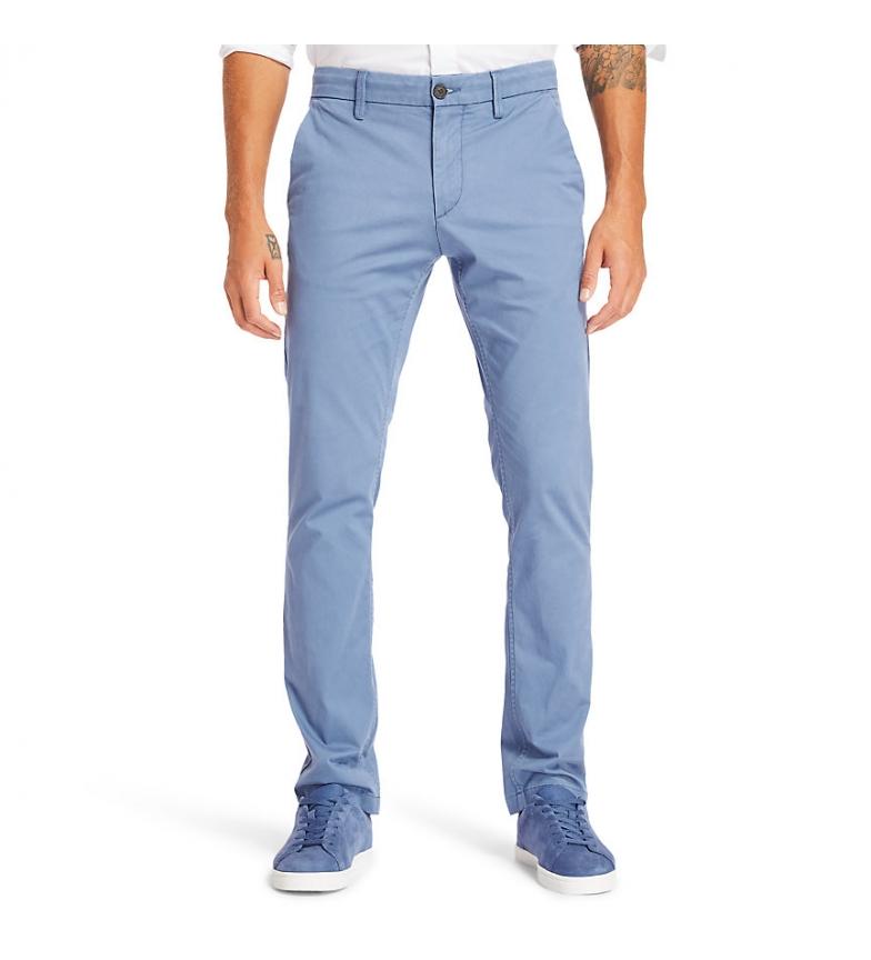 Comprar Timberland Pantaloni SL Str Twill SF Chino blu