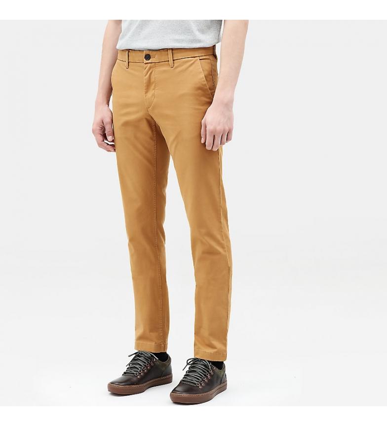 Comprar Timberland Pantaloni SL Str Twill SF Chino marrone