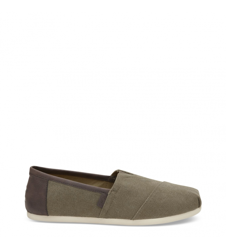 Comprar TOMS Trim-ALPR shoes_100099 green