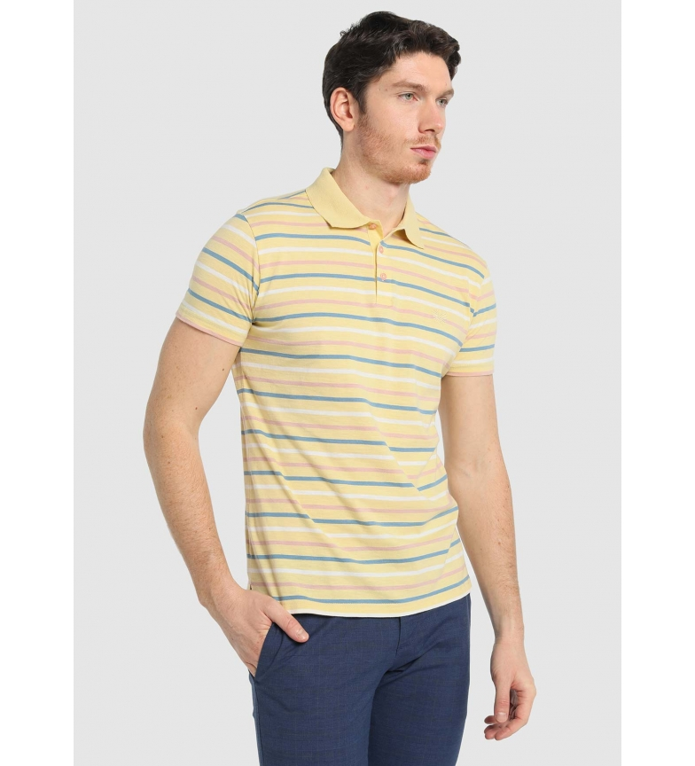 Comprar Bendorff Men's Polo Shirt Stripes Yellow