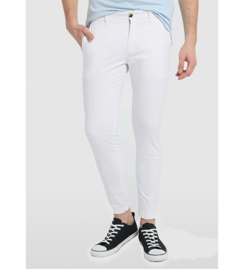 Comprar Bendorff Pantaloni alla caviglia skinny bianchi