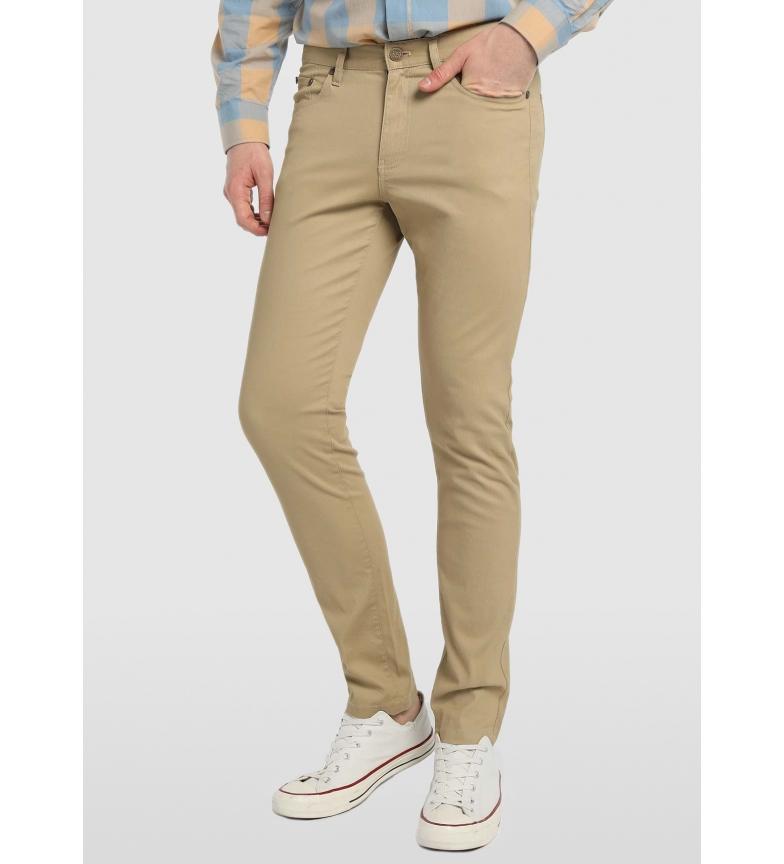 Comprar Bendorff Pantaloni 5 tasche elastico Canutillo beige