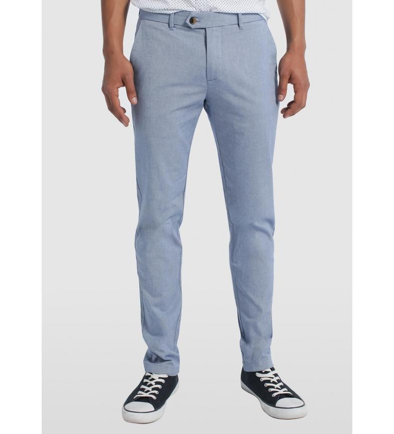 Comprar Bendorff Pantaloni chino blu Oxford