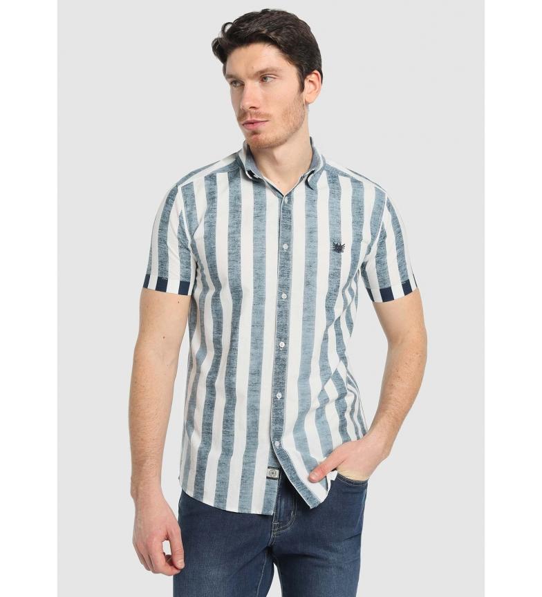 Comprar Bendorff Camisa Rayas azul