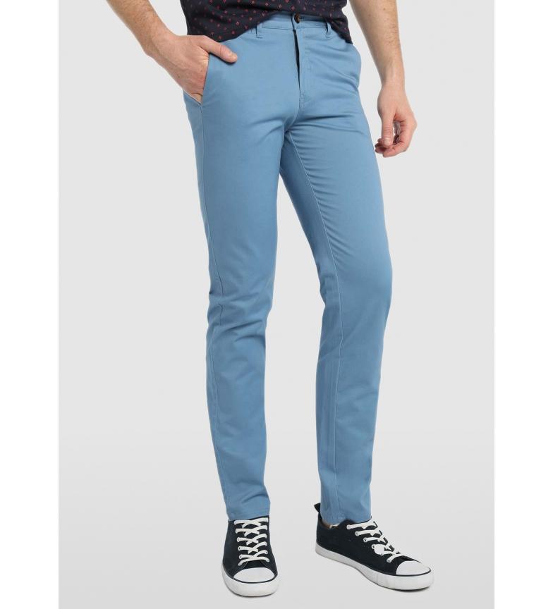 Comprar Bendorff Pantaloni chino Saten Skinny blu