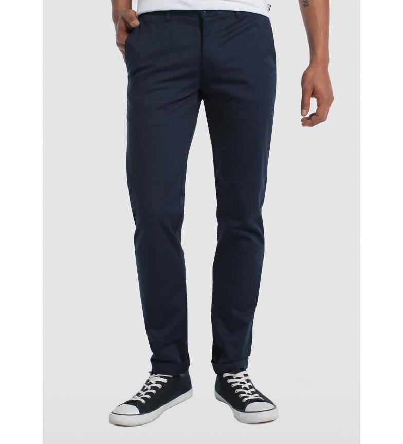 Comprar Bendorff Pantaloni chino elastici blu scuro