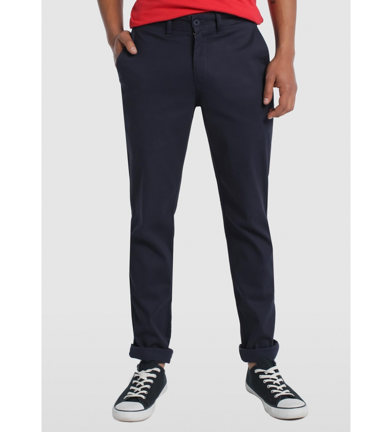 Comprar Bendorff Pantaloni chino Navy Canutillo