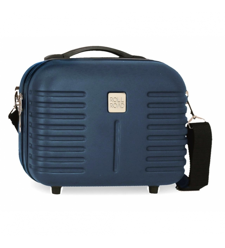 Comprar Roll Road ABS Roll Road India Adaptable Toilet Bag navy blue -29x21x15cm