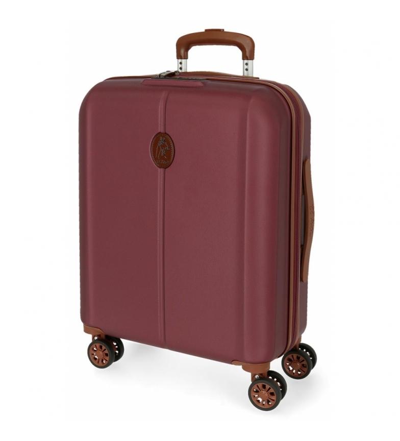 Comprar El Potro El Potro Ocuri burgundy cabin bag -40x55x20cm
