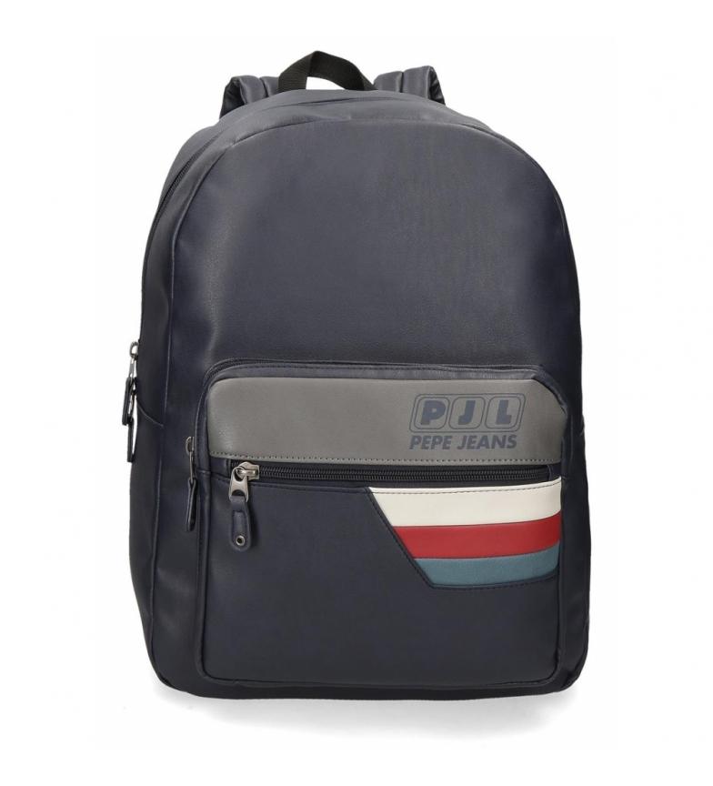 Comprar Pepe Jeans Pepe Jeans Eighties Computer Backpack -32x44x15cm