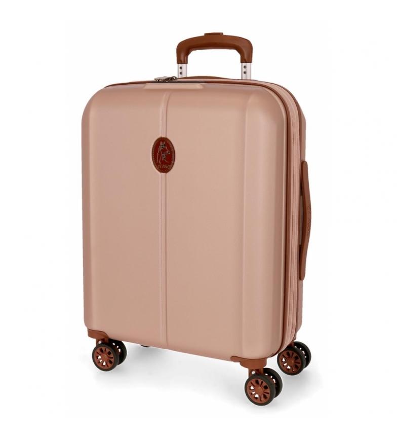 Comprar El Potro El Potro Ocuri Espandibile Nude Cabin Bag -40x55x20cm