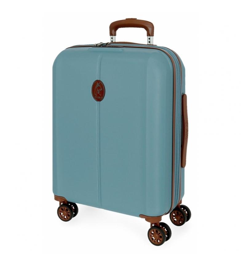 Comprar El Potro El Potro Ocuri Expandable Blue Cabin Bag -40x55x20cm