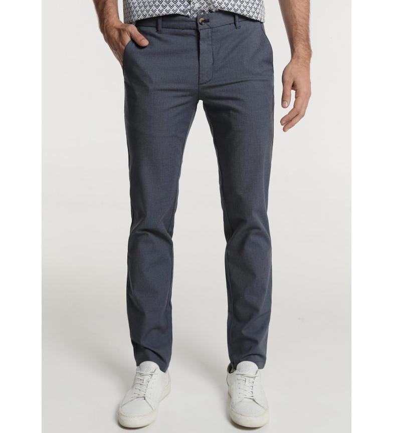 Comprar Bendorff Pantalon chinois bleu à l'arrière