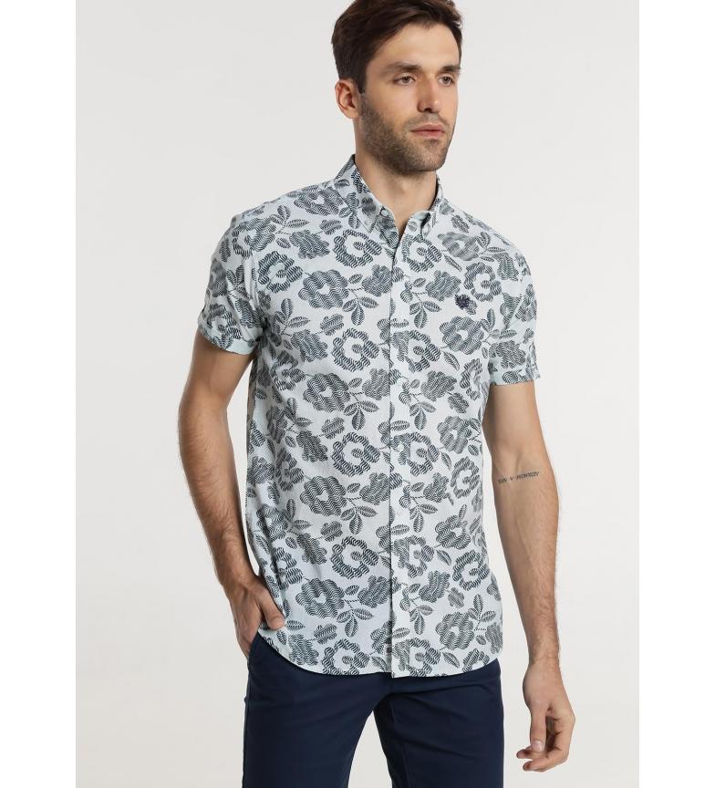 Comprar Bendorff M/C shirt Blue flowers