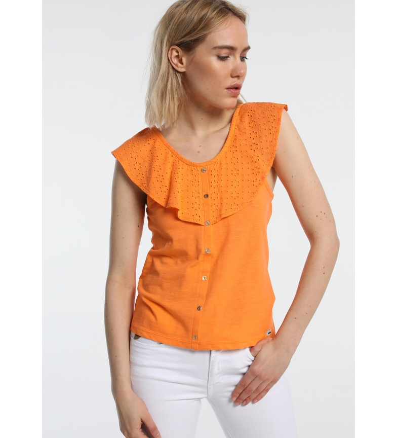 Comprar Lois Bibi-Julius short top orange
