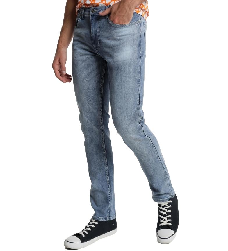 Comprar Six Valves Denim Comfort blue jeans