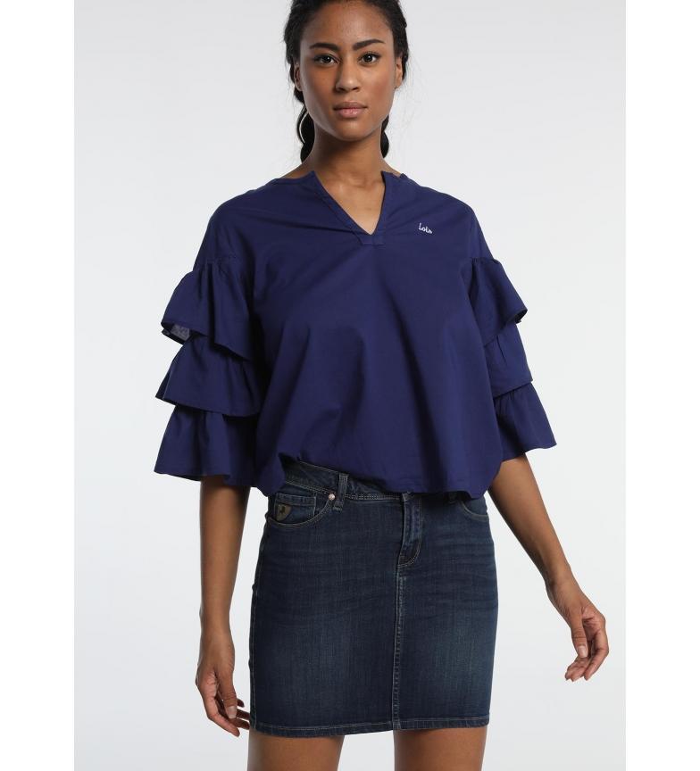 Comprar Lois Basic skirt Lua-Skirt-Brice denim