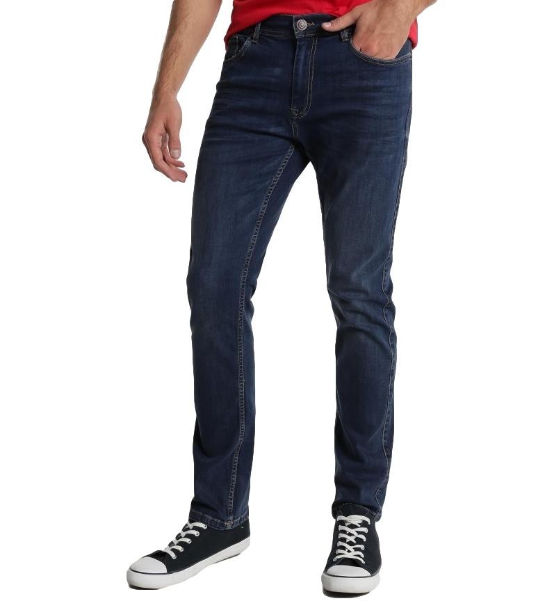 Comprar Six Valves Jeans denim Comfort azul