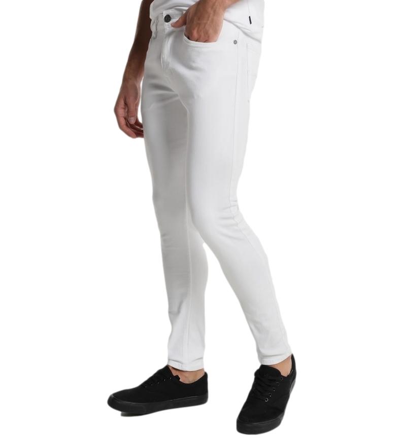 Comprar Six Valves Pantaloni in denim bianco