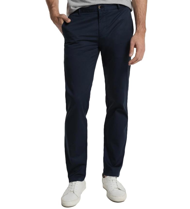 Comprar Bendorff Navy Stretch Chino Trousers
