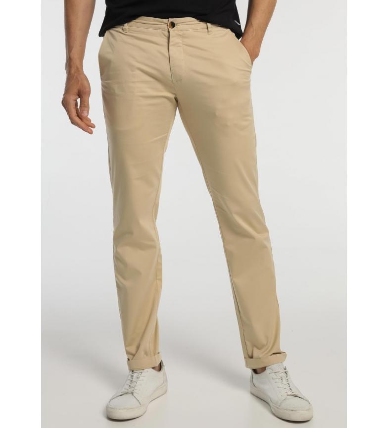 Comprar Bendorff Pantalon Chino beige extensible