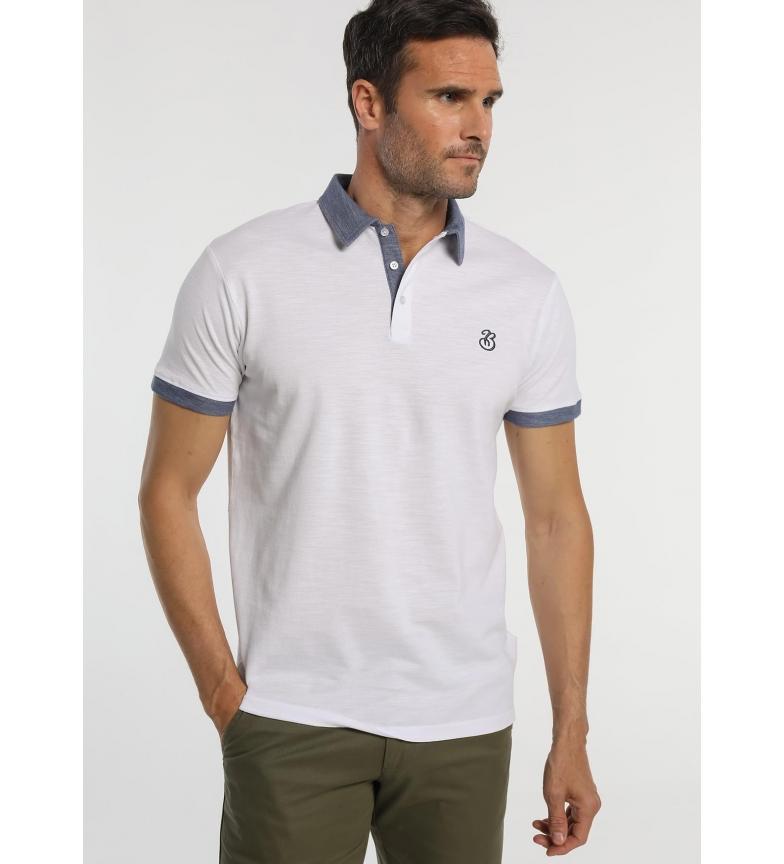 Comprar Bendorff Polo Short Sleeve Short Sleeve Slub Pique Collar white