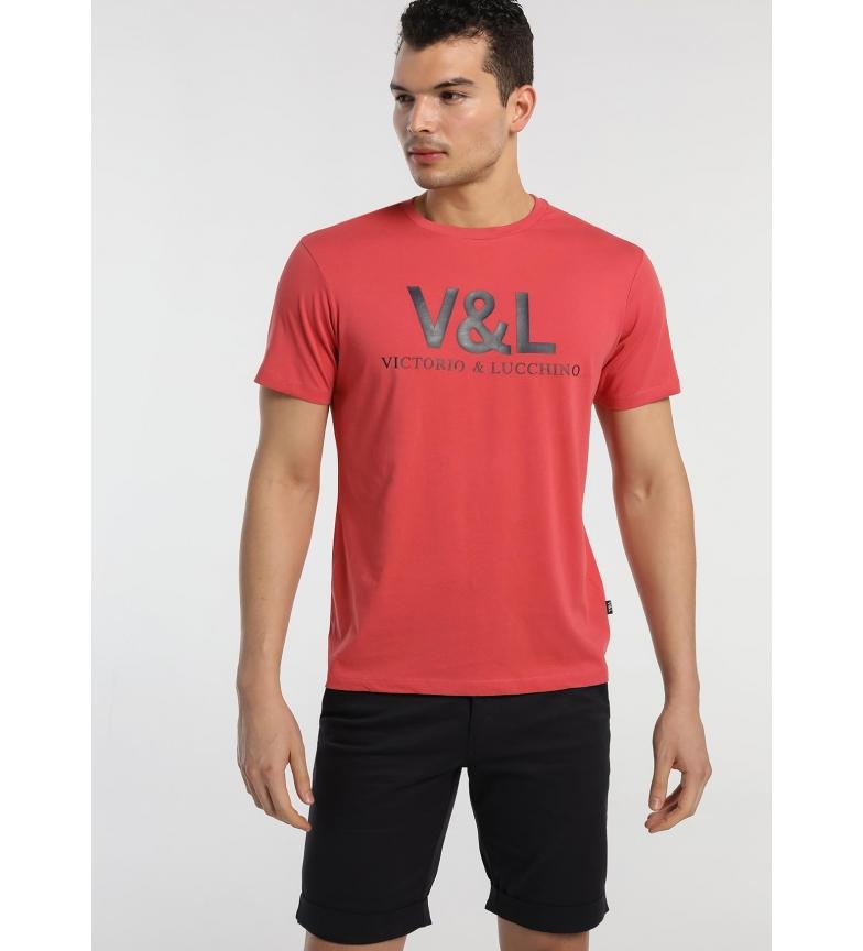 Comprar Victorio & Lucchino, V&L Basic T-shirt red