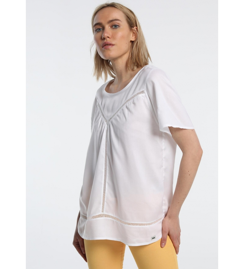 Comprar Lois Top Barney-Kaela beige