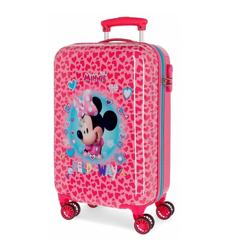 Comprar Minnie Minnie Help valigetta rigida della cabina -34x55x20cm