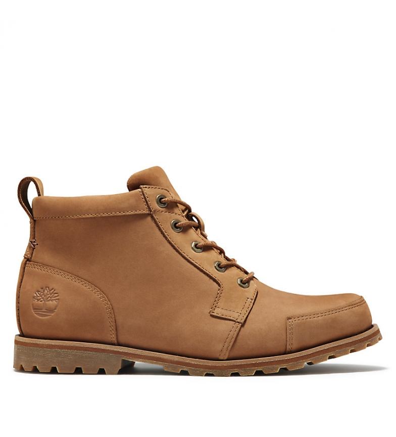 Comprar Timberland Botas de piel Chukka Original marrón / ReBOTL /