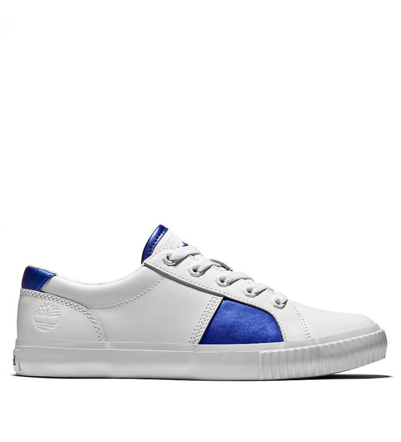 Comprar Timberland Skyla Bay Leather Shoes white, blue / ReBOTL / OrthoLite® /