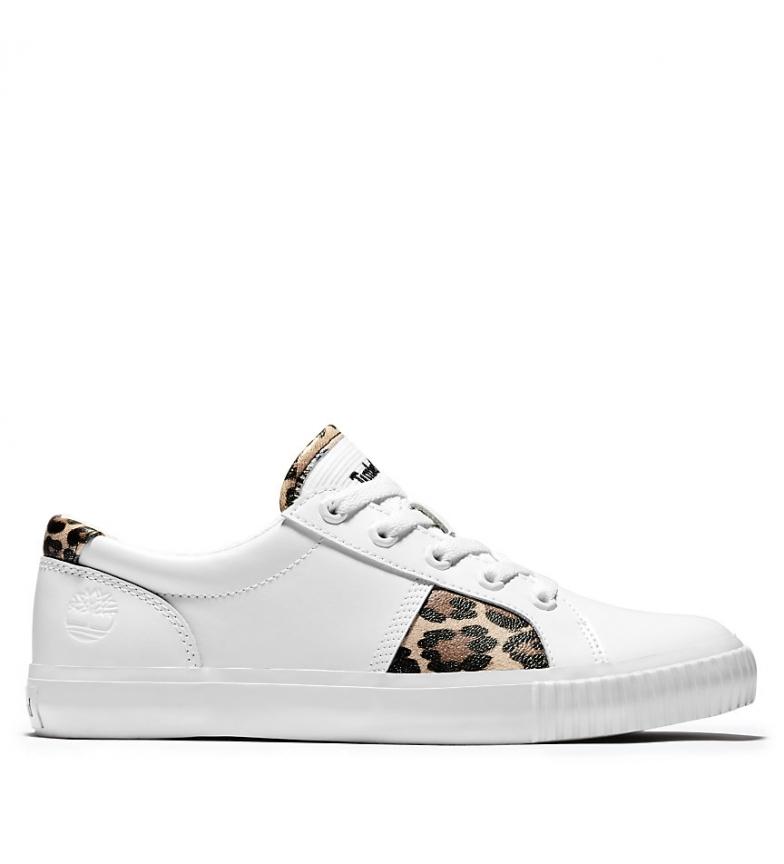 Comprar Timberland Zapatillas de piel Skyla Bay blanco, estampado / ReBOTL / OrthoLite® /