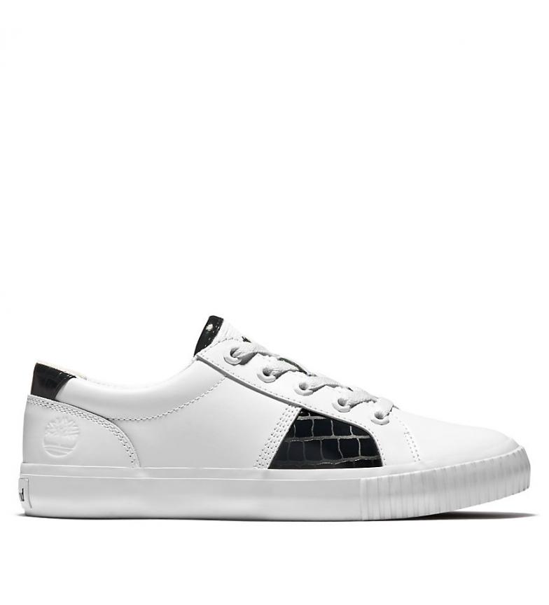 Comprar Timberland Zapatillas de piel Skyla Bay blanco, negro / ReBOTL / OrthoLite® /