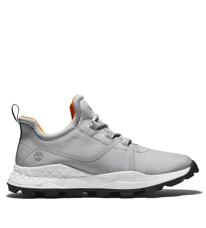Comprar Timberland Scarpe Brooklyn Fabric Oxford Grey Shoes