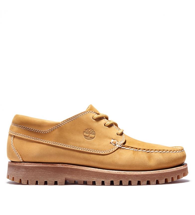 Comprar Timberland Jackson's Landing HS Camp Sapatos de couro de camelo Moc