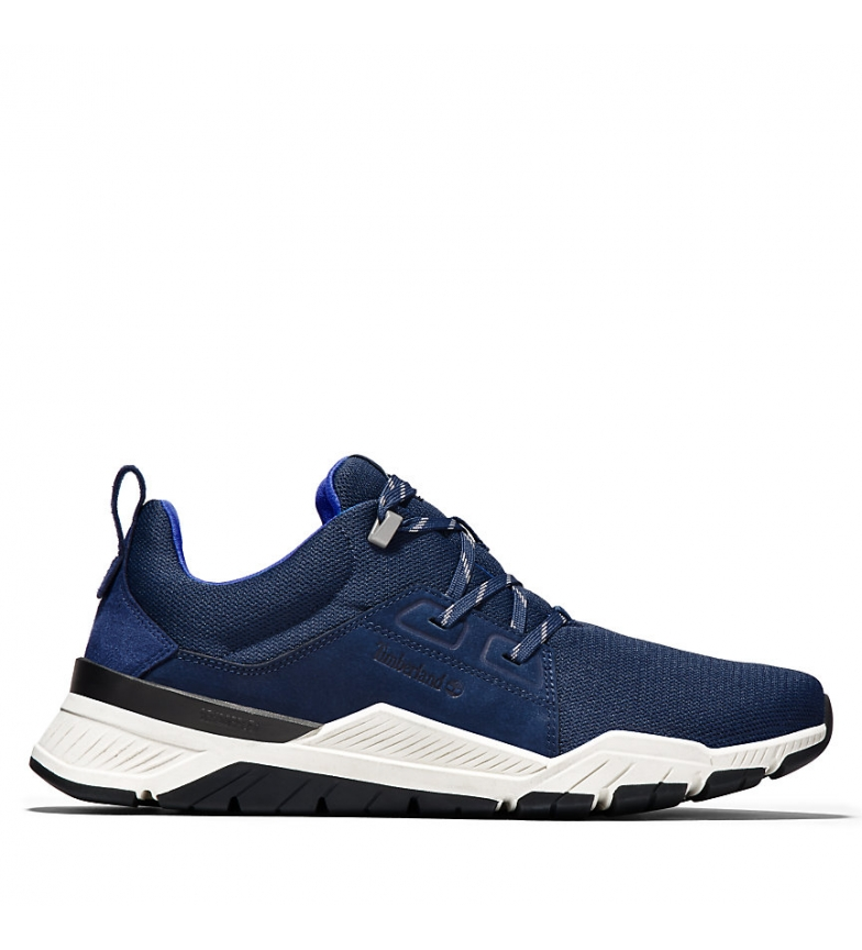 Comprar Timberland Calcestruzzo Trail Oxford Marine Leather Shoes