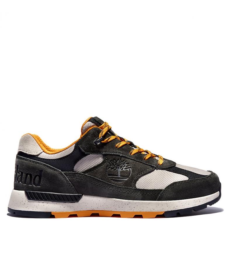 Comprar Timberland Field Trekker leather shoe in green